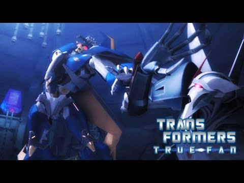 Transformers Prime - Your spark will suffice!