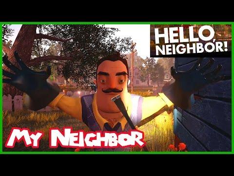 Hello Neighbor Pre Alpha Download Amp Basement Trailer