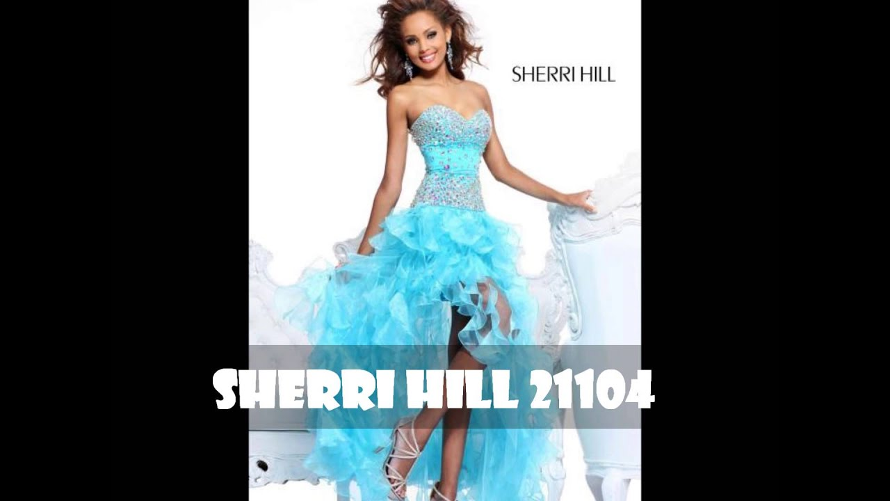Sherri Hill 21104 @ Prom Dress Shop from Prom Dress Shop - YouTube
