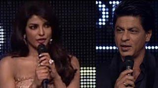 Download Video Breathtaking Priyanka, dashing SRK at TOIFA MP3 3GP MP4