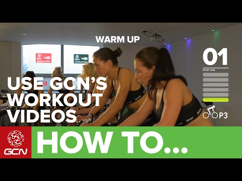 Indoor Training Guide How To Use GCN's Cycling Training Videos