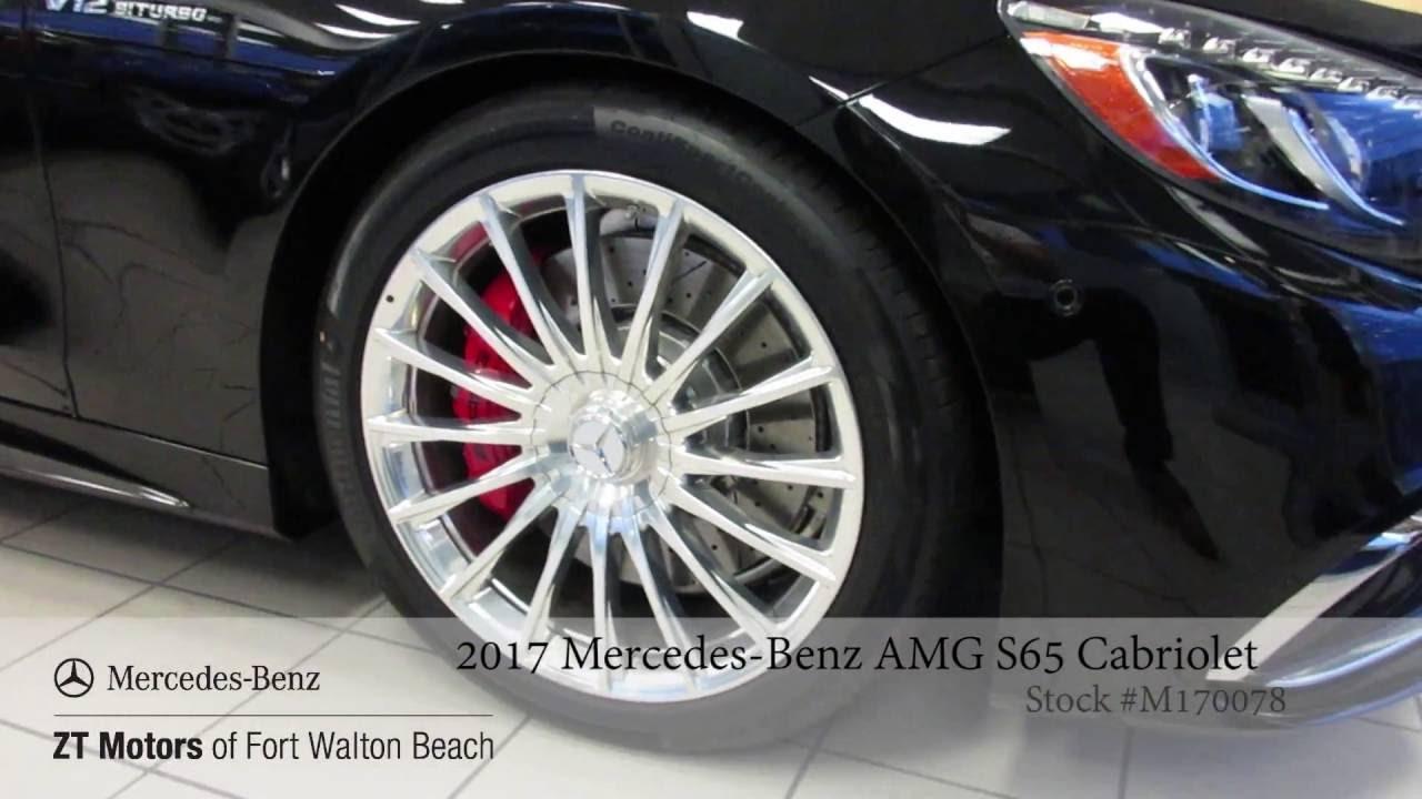 zt motors mercedes benz 2017 s65 amg cabriolet m170078 youtube. Black Bedroom Furniture Sets. Home Design Ideas