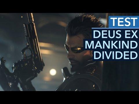 Deus Ex: Mankind Divided - Testvideo - Die gute und die schlechte Nachricht