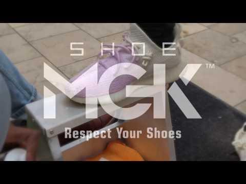 SHOE MGK- HOW TO USE ALL STAR KIT