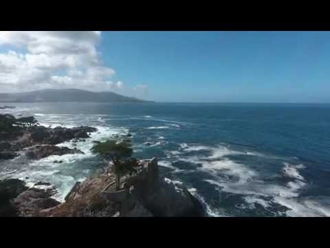 Big Sur By Drone