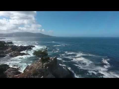 Big Sur By Drone