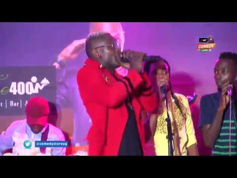 Download Alex Muhangi Music(The400) - Legendary Jose Chameleon