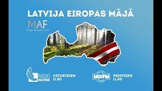 """""""Latvija Eiropas mājā"""" programmas viesis ir politologs Jānis Grigalis."""