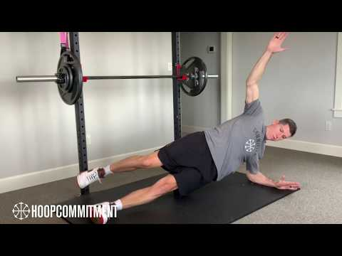 Hoop Commitment - Shirts & Skins Basketball Core Workout
