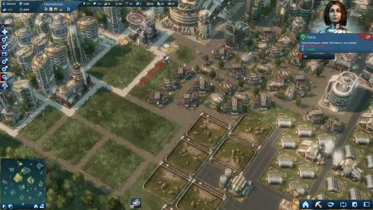 Let 39 s play anno 2070 ep 19 tycoon executives youtube for Anno 2070 find architect