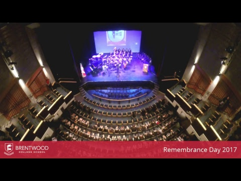 Remembrance Day - Brentwood College School