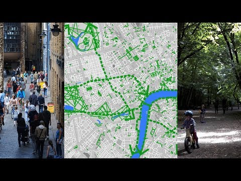 London Greenway Network needs to be joined up