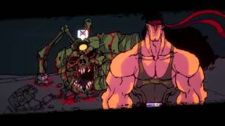Broforce final battle and cutscenes