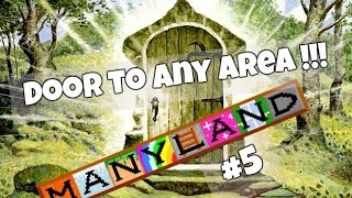 How to create a teleporting door ! | Manyland #5