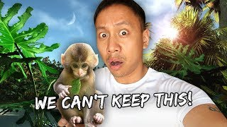We Were Offered A Baby Monkey | Vlog #735