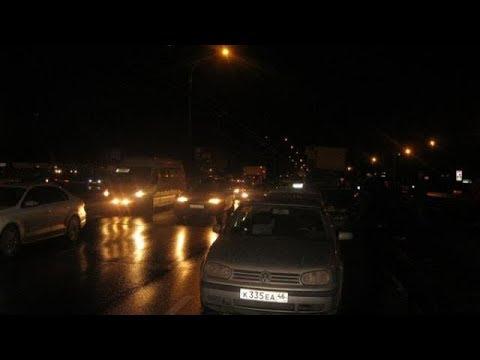 В Курске прокуратура через суд добивается уличного освещения