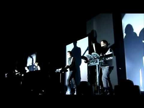 Nine Inch Nails - Copy of A (Live HD)