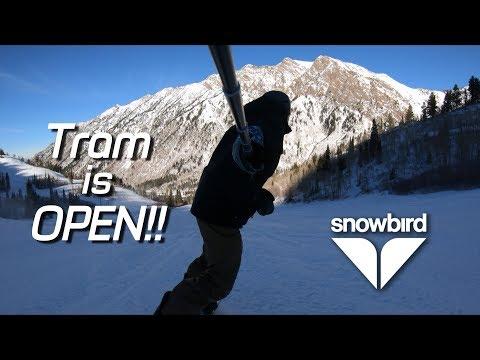 Snowbird is OPEN! 2018 - 2019