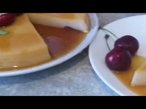 بودينغ-كراميل-caramel-pudding-flan-caramel