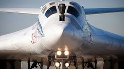 Wladimir Putin fliegt den größten strategischen Bomber der Welt TU-160
