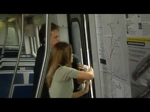 MARTA Rail Evacuation Video