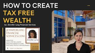 Alternative Wealth Preservation Strategies by Jennifer Lang Financial Services
