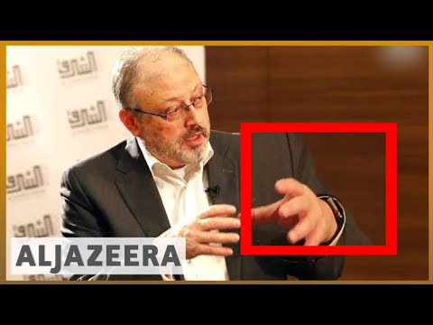 ⌚ Audio evidence 'indicates Khashoggi killed in embassy': Sources | Al Jazeera English