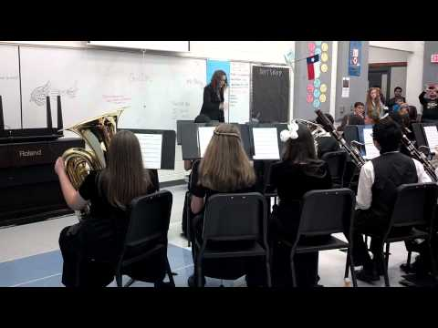 Stiles Honor Band - UIL practice sight reading