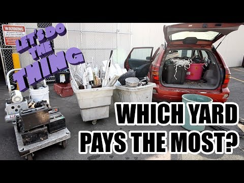 Best Paying Scrap Yard Calgary + CONTEST WINNERS - Name My Car Contest!