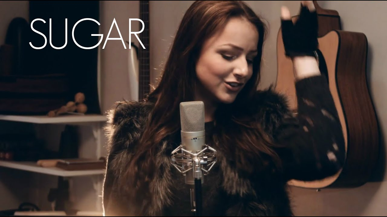 Maroon 5 Sugar Emma Heesters Mike Attinger Cover Youtube