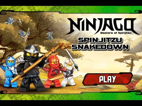 LEGO Ninjago Spinjitzu Snakedown Gameplay Episode - Best ...