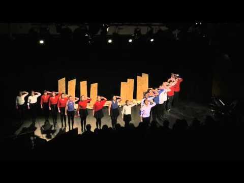 UCD Musical Society Intervarsity Performance 2016