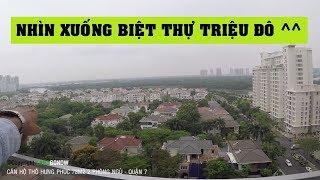 Căn hộ thô Hưng Phúc Happy Residence 78m2 2 phòng ngủ, Phú Mỹ Hưng, Quận 7 - Land Go Now ✔