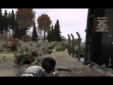Download Arma 2 Dayz gameplay Ninja crossbow