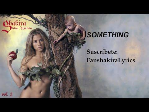 11 Shakira - Something [Lyrics]