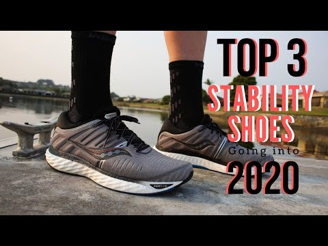 Best Stability Running Shoes Going Into 2020