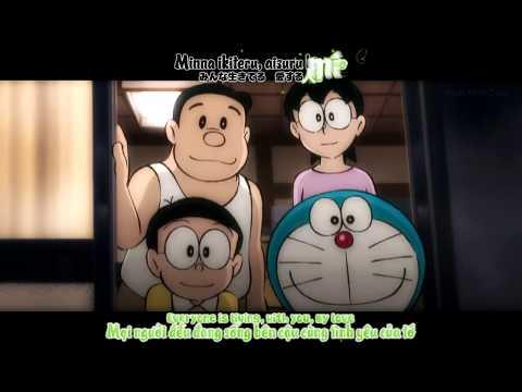 [Vietsub, Kara] Te wo Tsunagou - Ayaka (Doraemon Movie 2008 Theme Song)