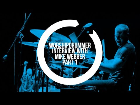 WorshipDrummer Interview with Mike Webber (Planetshakers) - Part 1