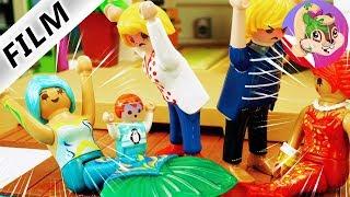 Playmobil Rodzina Wróblewskich SYRENY odwiedzają PLAYMOBIL CITY