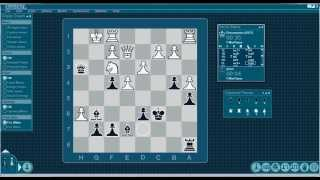 Chessmaster 10th Edition beating chessmaster 0-1