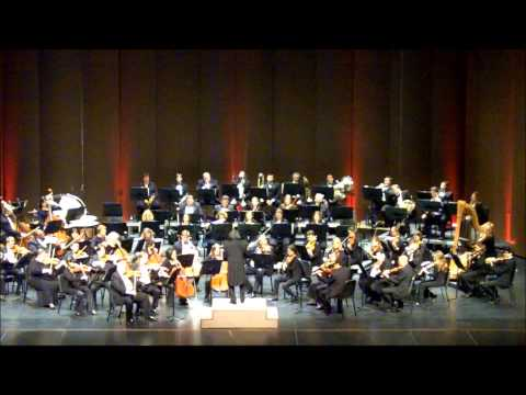 Don Juan by Richard Strauss performed by the Victoria Symphony Orchestra