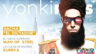 Yonki POPS #18: El Dictador + Superman (Man of steel) + Eureka