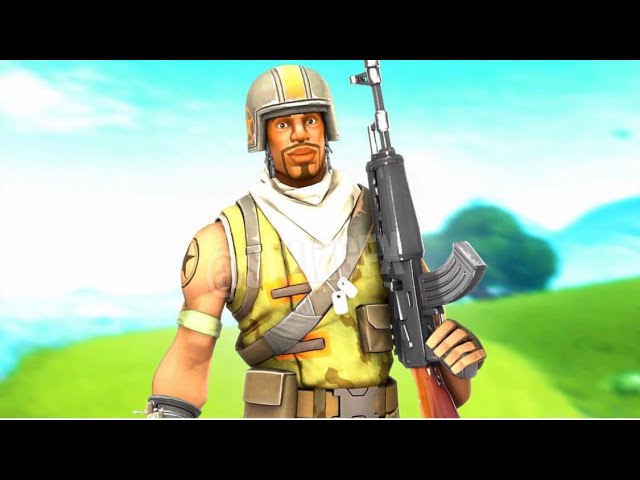 I joined random ZONE WARS with AERIAL ASSAULT TROOPER... Standard quality (480p)