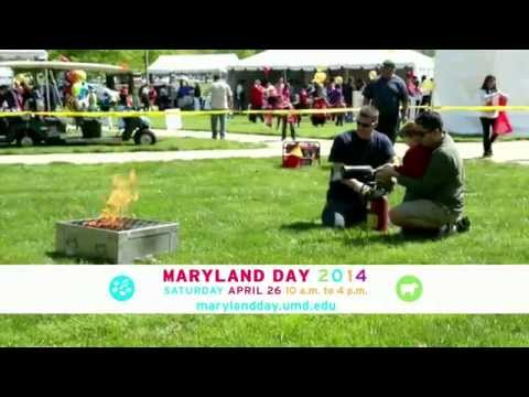 Maryland Day 2014