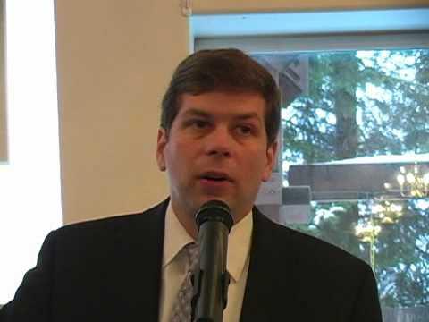 Juneau Chamber of Commerce Presents U.S. Senator-elect Mark Begich