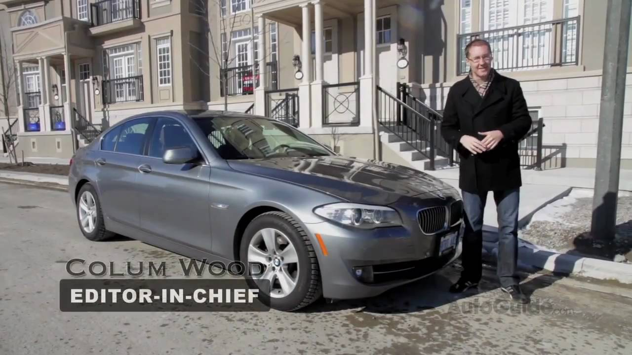 2011 bmw 528i review the problem is the last two numbers in its name youtube