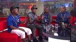 Mbosso / Aslay /Beka na Enock Bella wakutana na wafanya yao