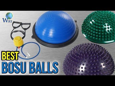 6 Best Bosu Balls 2017