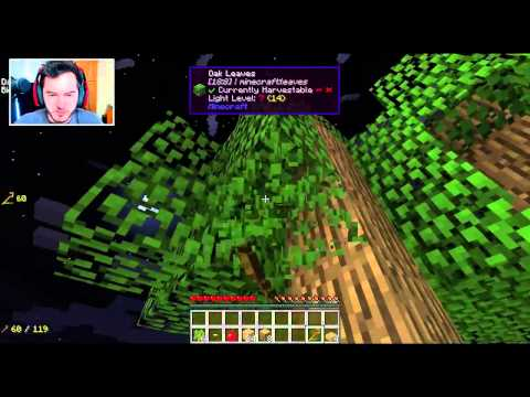 Minecraft: Sky Factory Ep. 1 - TWERK FOR TREES