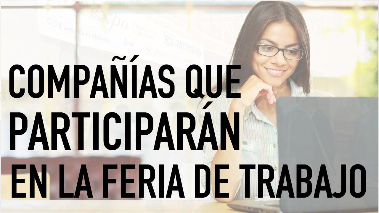 Segmento Univision - Empresas que participan en La Feria de Trabajo